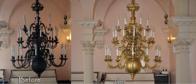 ASC chandeliers