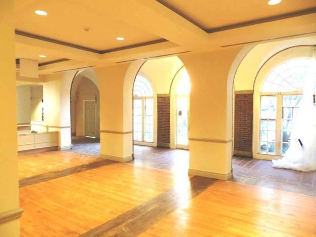 ASC renovated lobby